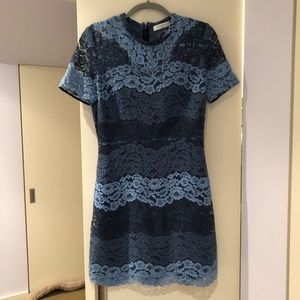 Sandro Lace Dress